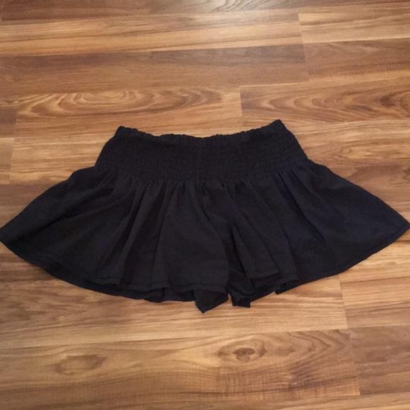 c422d68195 lululemon athletica Shorts | Lululemon Black Hot Hitter Tennis Short ...